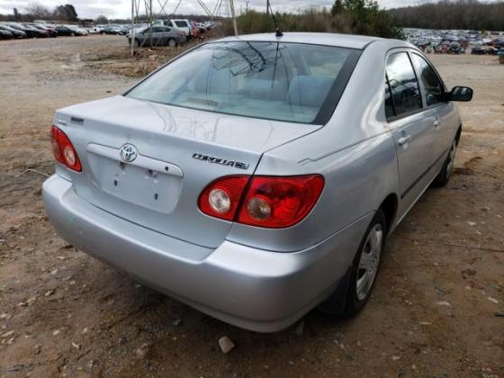 2008 TOYOTA COROLLA CE AVAILABLE 07045512391