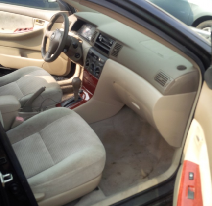 Very Clean Tokunbo Used Toyota Corolla For Sale