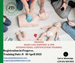 PROCPR. BASIC LIFE SUPPORT & CPR INTERNATIONAL CERTIFICATION TRAINING