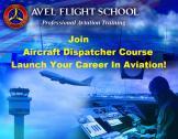 VIRTUAL LIVE CLASS AIRCRAFT / FLIGHT DISPATCHER COURSE