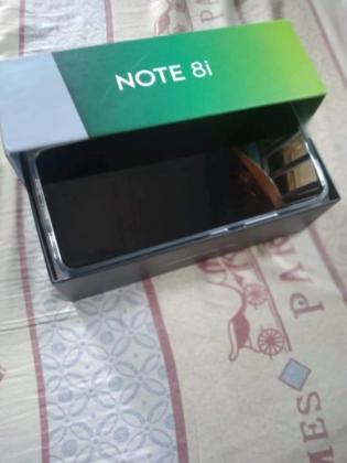 Infinix note 8i