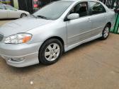 Tokumbo Toyota Corolla sport for sell