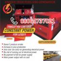 7.5kva Unique tech noiseless generator